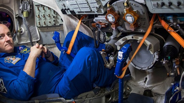 An Astronaut Is Heading to Space For a Year While NASA Studies His Twin on Earth