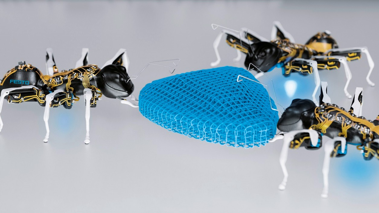 Have Fun Dreams About These Swarms of Tiny Autonomous Robotic Insects