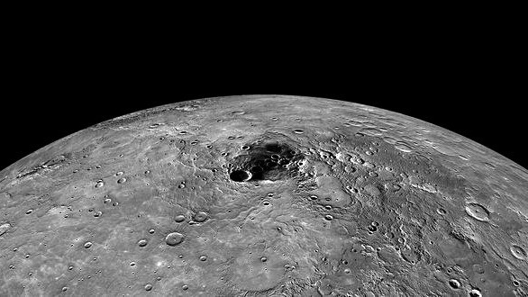 ​Mercury Has Been Painted Black By Comet Dust