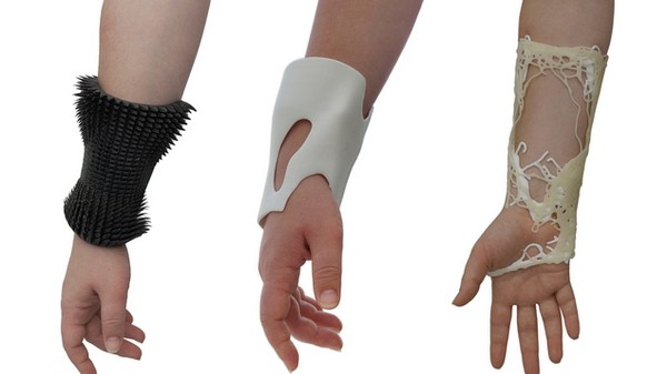 These Nightmare Bracelets Were Made by a New 3D Printing Design Method