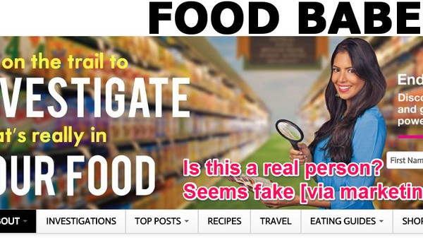 How the 'Food Babe' Grew the Most Controversial Content Farm of 2015