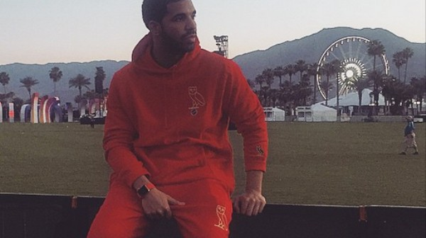 Is Drake 4 Days Early to His Coachella Set Because His Apple Watch Doesn't Work?