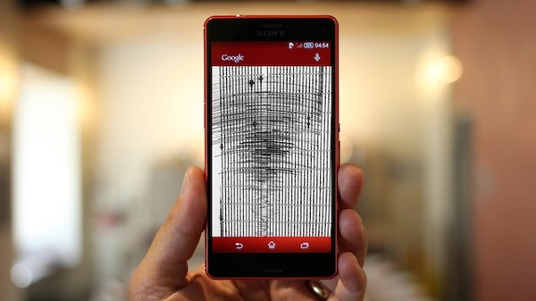The Perfect Earthquake Warning System Is Already in Your Pocket