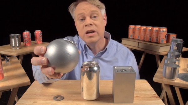 The Brilliant Design of the Soda Can, Explained