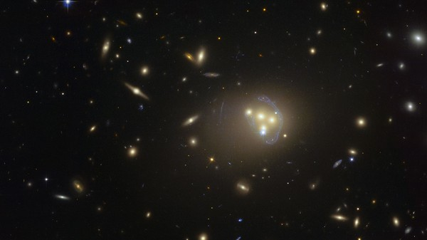 What's Making This Blob of Dark Matter Slow Down?