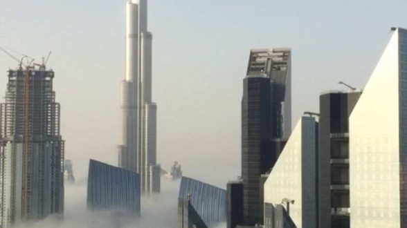 An iPhone Taking Video Tumbled from a Dubai Skyscraper and Amazingly Survived