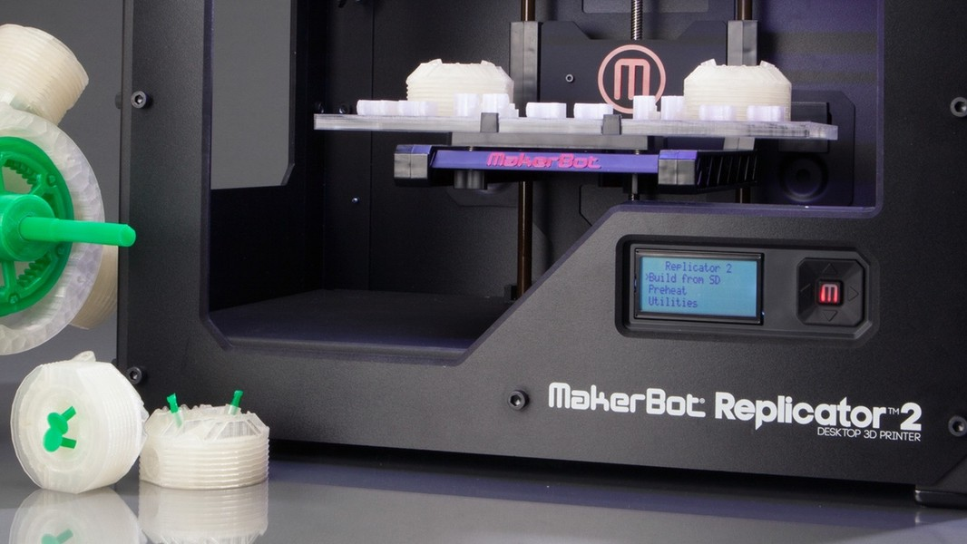 MakerBot Just Laid Off 20 Percent of Its Staff