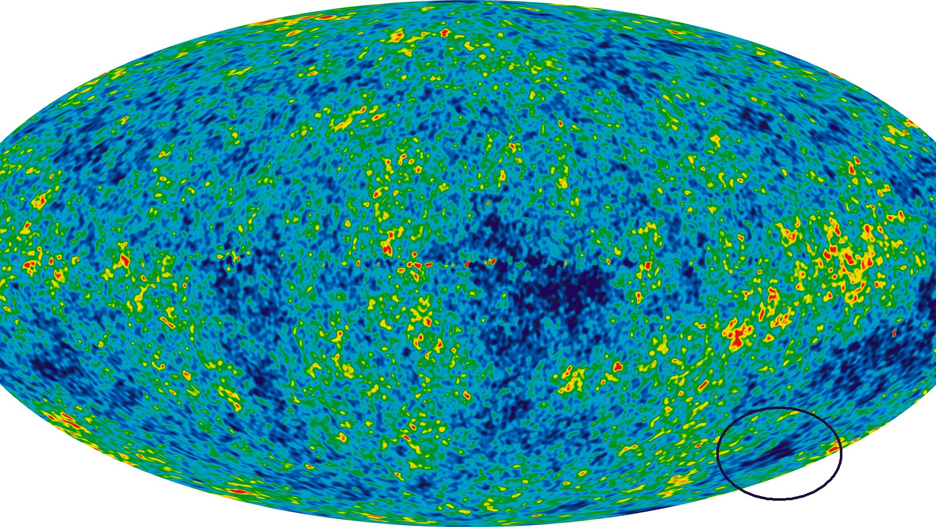 Astronomers Unravel the Mystery of the Universe's Giant Cold Spot