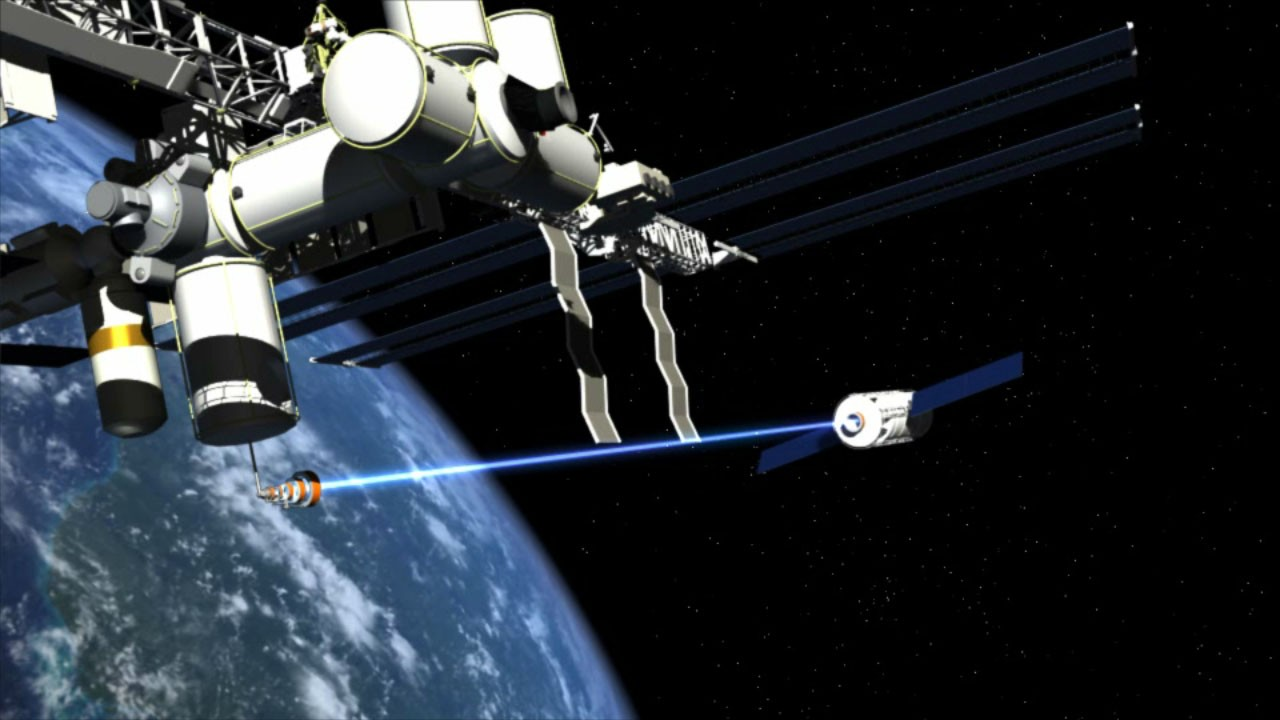 ​Astronomers Want to Blast Space Junk by Strapping a Laser to a Telescope