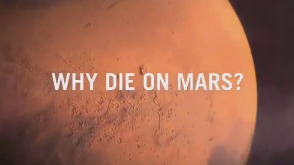 South Dakota's Latest Advertising Pitch: At Least We're Not Mars!