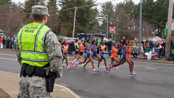 Boston Police Set Up 'Drone Shields' Along the 2015 Marathon Route