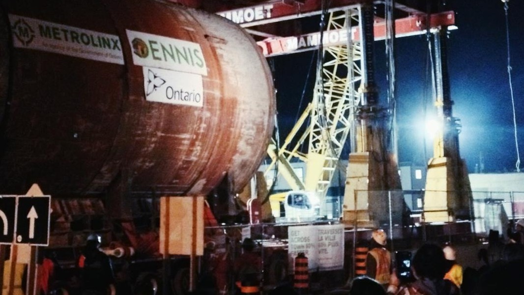 The Secret Nightlife of Tunnel-Boring Machines