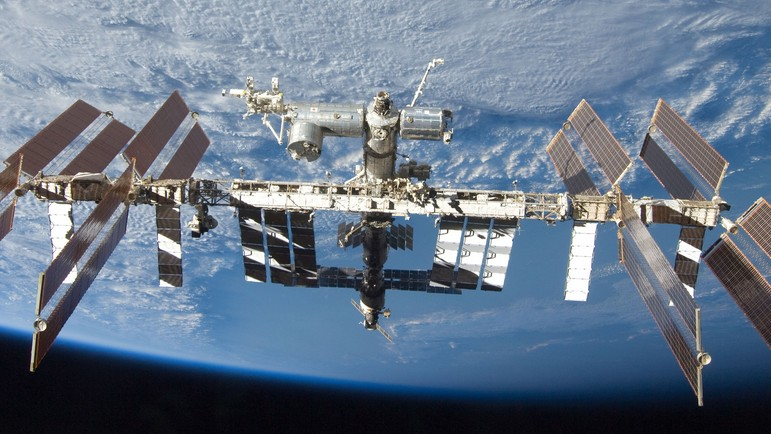 NASA Once Considered Insuring the International Space Station