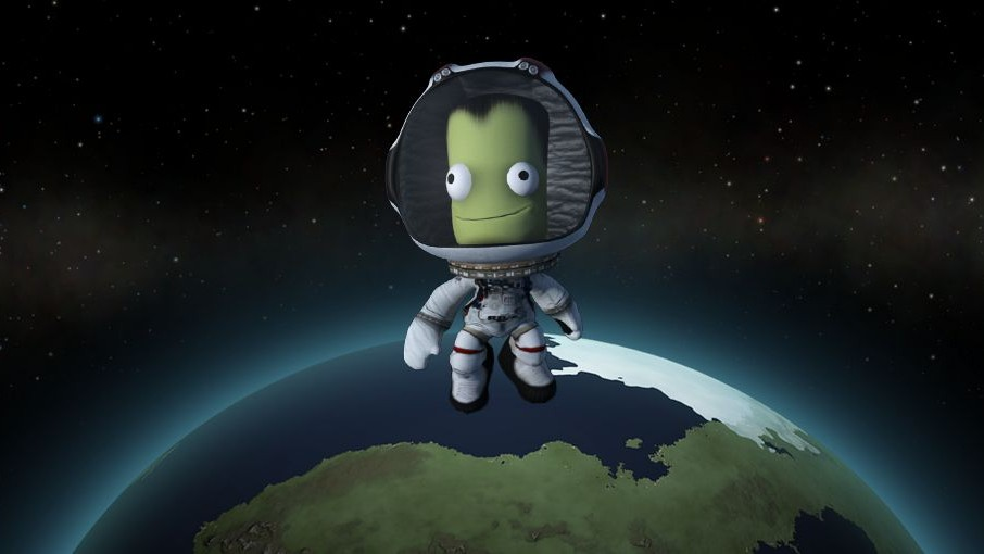 NASA's Favorite Video Game, Kerbal Space Program, Launches Today