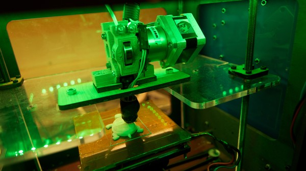 The Legal Fight to Put Whatever You Want In a 3D Printer