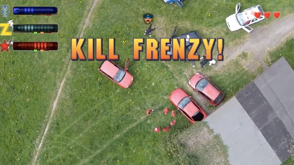 Someone Remade GTA 2 in Real Life