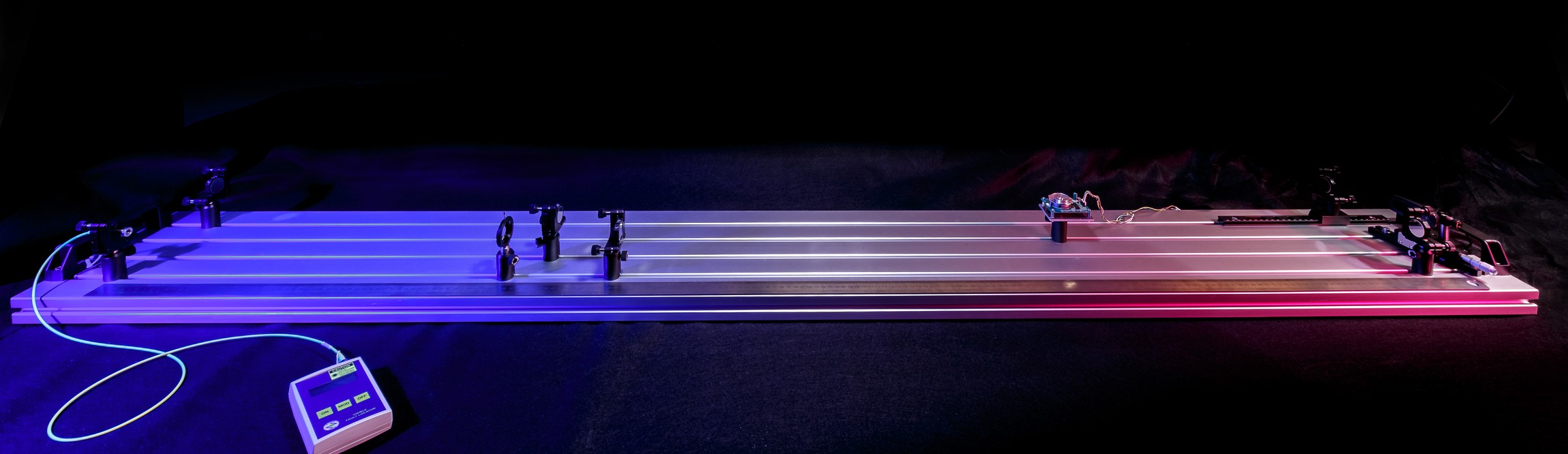 A Diy Laser Set Up To Accurately Measure The Speed Of