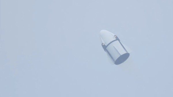 Watch SpaceX Test its Astronaut Ejection System