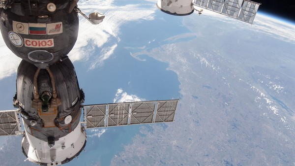 Bits of the Russian Spacecraft that Spun Out of Control Hit Earth Today