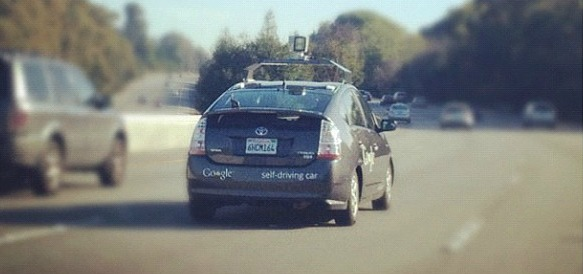 4 Driverless Cars in California Have Been Involved in Crashes