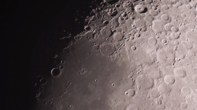 Powerful Telescope Captures Stunning Footage of the Moon in 4K