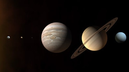 The Four Best Suspects for Life in Our Solar System