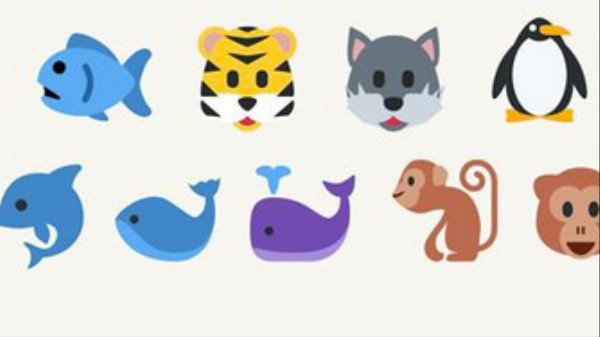 Emojis Reveal Our Bias Toward Mammals