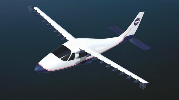 NASA Wants to Fly Electric Planes in 20 Years