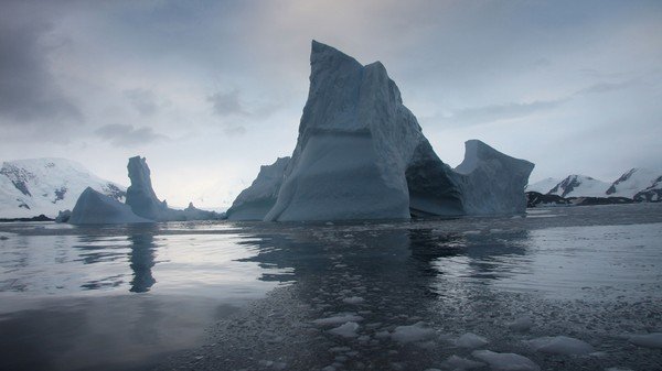 This 10,000 Year Old Antarctic Ice Shelf Will Be Gone in Five Years
