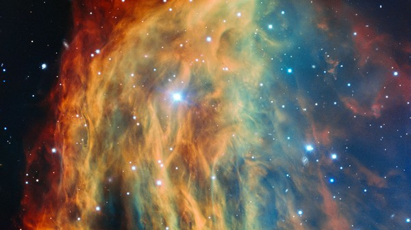 The Medusa Nebula Is a Spectacular Final Breath for a Dying Star