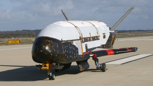 X37-B, the Military's Secretive Space Drone, Is Going Back Into Orbit