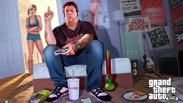 Rockstar Games Hemorrhaging Chill, Sues BBC Over 'Making-of' GTA Movie