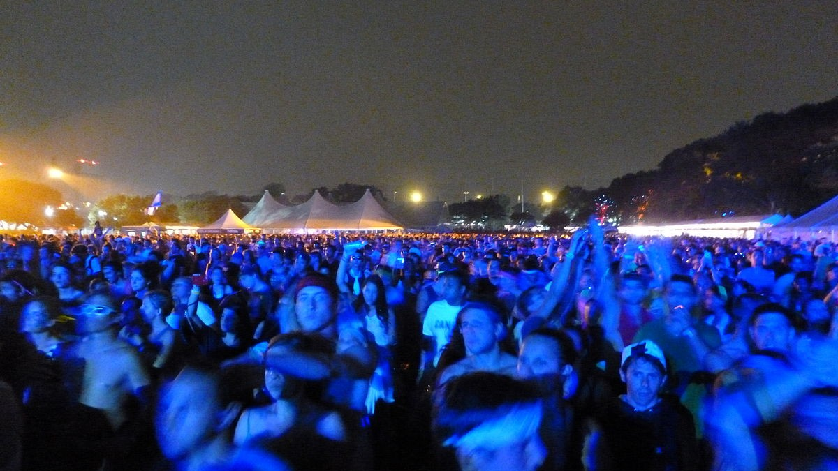 That Study About Festivals and Drug Use Is Bullshit