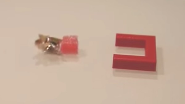 ​Watch This Teeny Origami Bot Fold Itself, Do Work, and Die