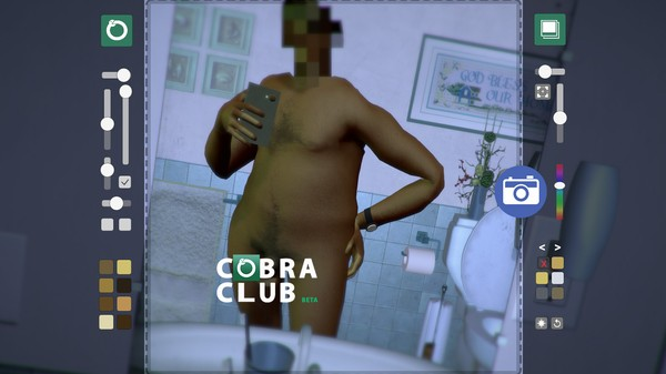 '​Cobra Club,' a Dick Pic Simulator, Is the Most Erotic NSA Critique Yet (NSFW)