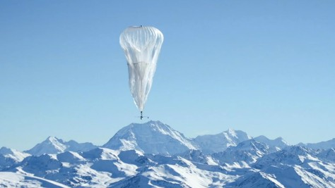 Google Learned How to Make Its Internet Balloons By Studying Condoms