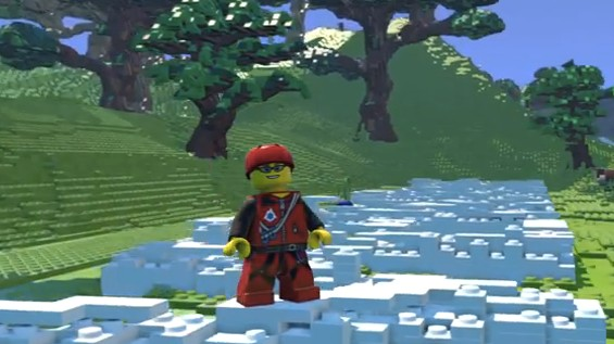 Lego's Answer to 'Minecraft' Is Here