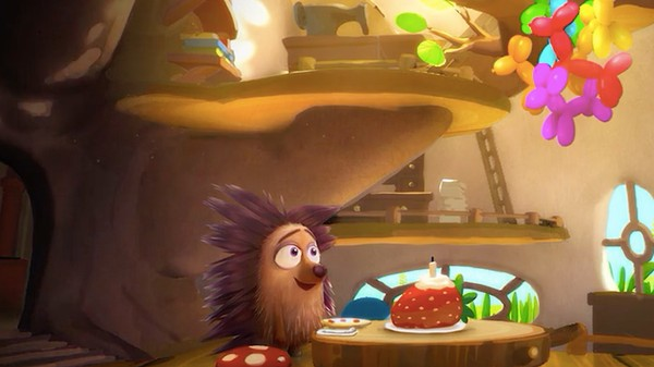 Meet 'Henry,' the Star of Oculus' Second VR Film