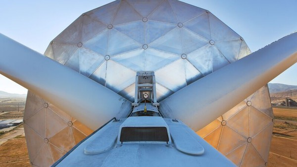 GE's New 'UFO' Dome Promises to Make Wind Turbines More Powerful