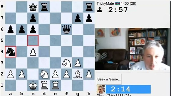 This Grandmaster Lost an Internet Game of Blitz Chess to an Amateur