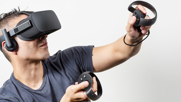 Oculus Catches Up to Valve With Finger Tracking Controllers