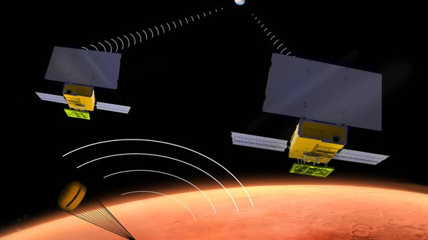 The First Martian CubeSats Will Launch Next Year