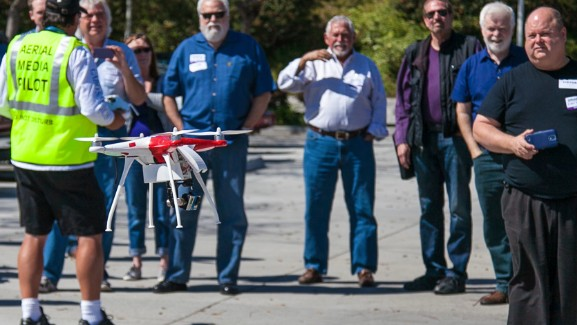 15 Media Companies Are Testing News-Gathering Drones in Virginia