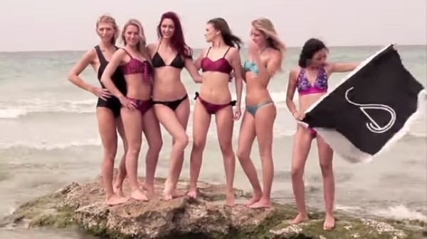 These Smart Bikinis Detect UV Rays To Stop You Turning Lobster-Red