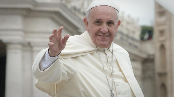 Pope Francis Went on a Tweetstorm About the Climate