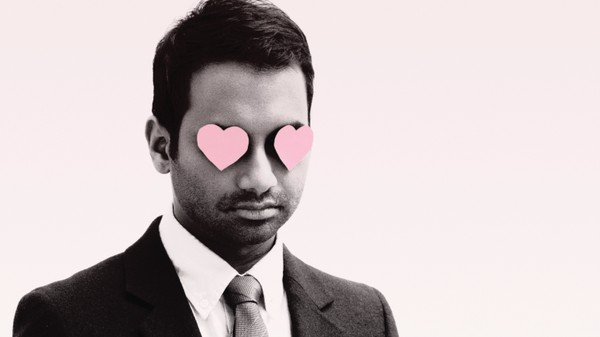 We Talked to Aziz Ansari About Why Smartphone Dating Sucks