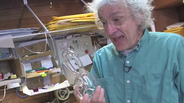 This Scientist Has a Hidden Warehouse of 4-Dimensional Bottles