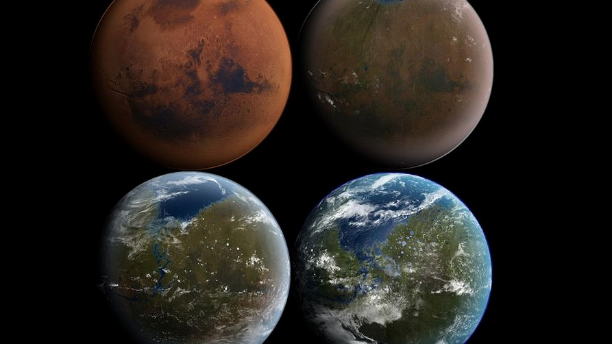 DARPA: We Are Engineering the Organisms That Will Terraform Mars