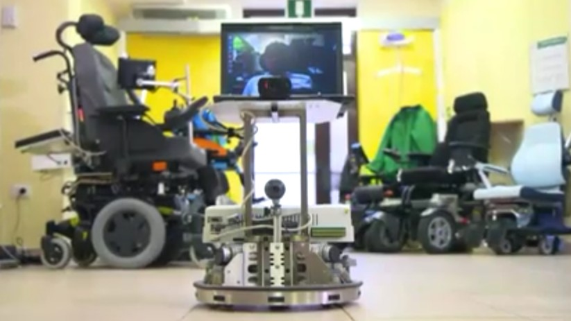 Watch These Mind-controlled Robots Help Disabled Users Defeat Physical Barriers