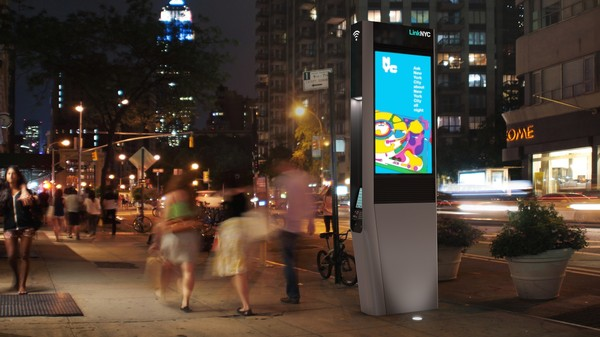 What the LinkNYC Project Means for the Average New Yorker